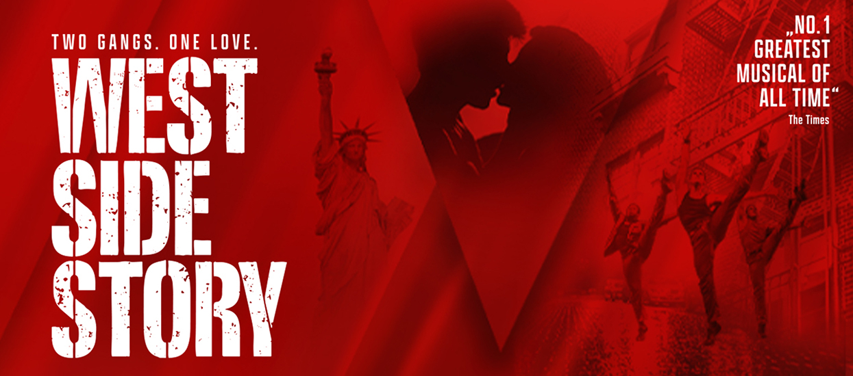 west side story no 1 greatest musical of all time the times - West Website